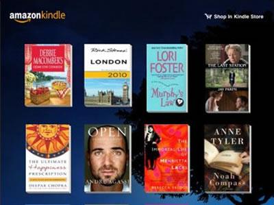 Kindle App voor iPad