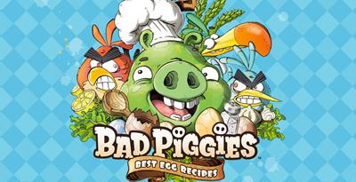 Makers Angry Birds lanceren kookboek app