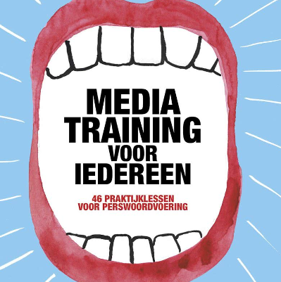 Media training voor iedereen - Frank Peters